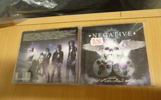 Negative - God Likes Your Style   cd