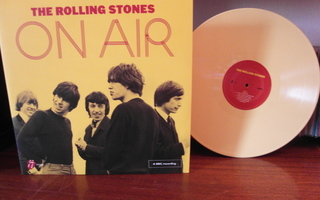 rolling stones on air yellow 2lp