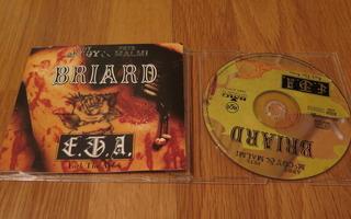 Briard - Fuck The Army CDS