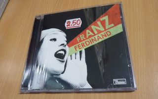 Franz Ferdinand - You Could Have It So Much Better   cd