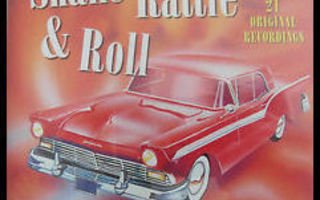 Various Artists: Shake Rattle & Roll - CD