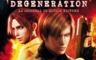 Resident Evil :  Degeneration  -  DVD