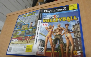 Outlaw Volleyball Remixed    ( ps2 ) 11577