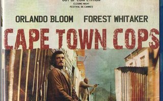 CAPE TOWN COPS(2975)k-FI-BLU-RAYorlando bloom2013