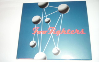 Foo Fighters - The Colour and The Shape CD (Sis.postikulut )