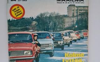 1969 / 20 Tekniikan Maailma lehti