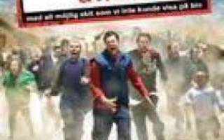 Jackass - Number Two The Movie  uncut  dvd UUSI
