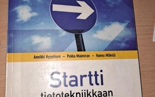 Startti tietotekniikkaan, Hyppönen Annikki (2005)