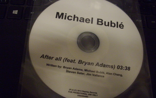 MICHAEL BUBLE: After All ( Feat. Bryan Adams ) CDS