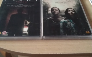 Into the forest ja it comes at night dvd