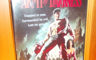 DVD Army of Darkness (Alue 1)