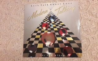 Modern Talking – Let's Talk About Love - The 2nd Album
