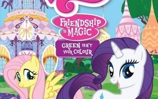 DVD: My Little Pony - Green Isn't Your Colour