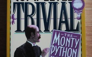 Monty Python : And Now For Something Completely Trivial