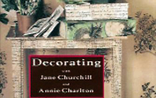 DECORATING WITH Jane Churchill and Annie Charlton Sid UUS-