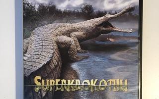 Superkrokotiili (National Geographic) 2001 [DVD]