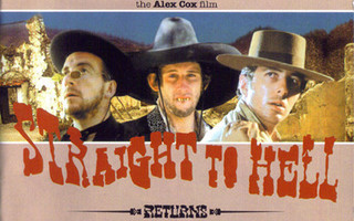Various - Straight To Hell Returns CD