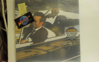 BB KING & ERIC CLAPTON - RIDING WITH THE KING UUSI SS 2LP +