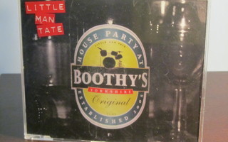 Little Man Tate - House Party At Boothy's CD-Single