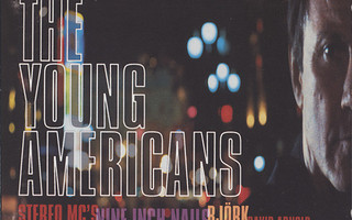 VARIOUS: The Young Americans (Music From The Film) CD