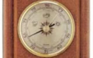 Mittarisetti ilmapuntari/kosteus-/lämpömittari 20.1002.03