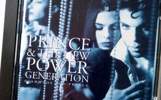 CDPrince & The New Power Generation - Diamonds and Pearls