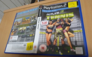 Outlaw Tennis    ( ps2 ) 11579