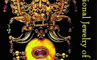 TRADITIONAL JEWELRY of INDIA Oppi Untracht SIGNER.+H. UUSI-