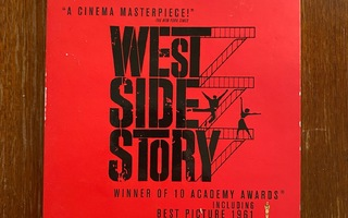 West side story dvd collector's set