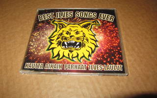Best Ilves Songs Ever CDEP Ilves Iskee+4 ,PS v.2004 UUSI!