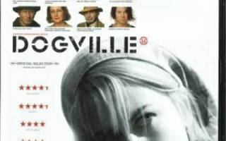 Dogville  -DVD