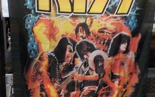 KISS SEINÄLIPPU VUODELTA 2006