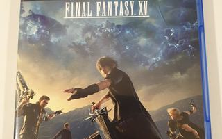 PS4: Final Fantasy XV/15 (Day One Edition)