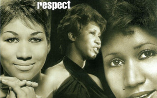 ARETHA FRANKLIN : Respect - The very best of 2CD
