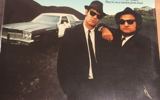 the Blues Brothers Laser Disc