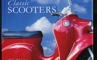 CLASSIC SCOOTERS Mike WebsterSKP KovaKansi UUSI-