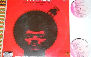 PETE ROCK - 4 Pete Sake - 2x LP 2003 hip hop EX