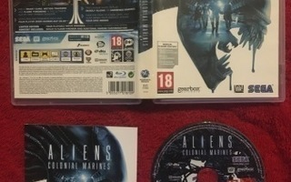 Aliens - Colonial Marines PS3 (LIMITED EDITION)