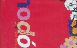 PEDRO ALMODOVAR COLL. 4 DVD(50401)k-FI-DVD(4)4 movie
