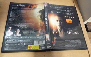 The Others  dvd 10910