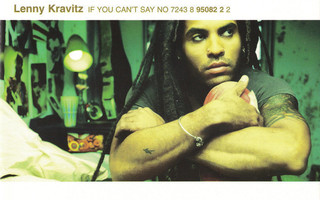 Lenny Kravitz – If You Can't Say No CD-Single