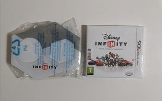 3DS Disney Infinity + alusta