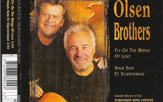 Olsen Brothers – Fly On The Wings Of Love CD-Single