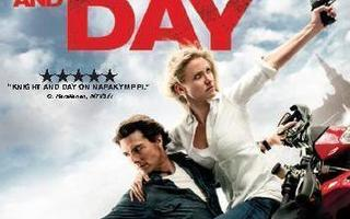 Knight And Day  -  Extended Cut  -  DVD
