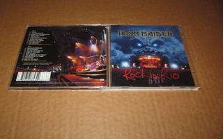 Iron Maiden 2-CD Rock In Rio  v.2002  GREAT!