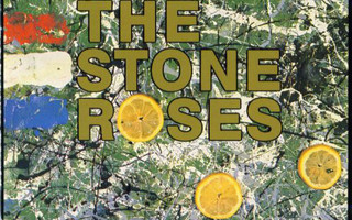 THE STONE ROSES: The Stone Roses CD