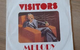 VISITORS Melody/Melody(Zelma mix) 109 955 1988 Saksa