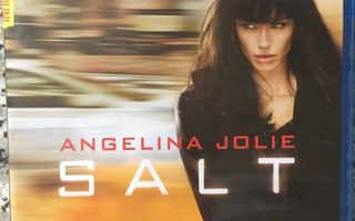 SALT Deluxe extended edition ----Blu-Ray