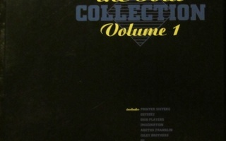 Various – The Soul Collection Volume 1 3xC-Kasetti BOX