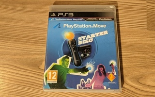 PS Move Starter Disc - PS3